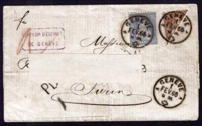 Réapparition d'une lettre après avoir été perdue de vue depuis plus de 80 ans