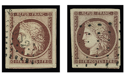 Why such large price differences for the same stamp?